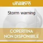 Storm warning cd musicale di Dr.john