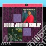 Everybody/open house at.. - cd musicale di Little johnny taylor