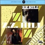 Lets make/the mark of zz - zz hill cd musicale di Hill Zz