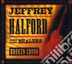 BROKEN CHORD cd musicale di JEFFREY HALFORD AND HEALERS
