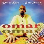 Omar Sosa - Omar,omar cd musicale di Omar Sosa