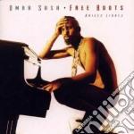 Free roots cd musicale di Omar Sosa