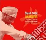 Omar Sosa - Ayaguna cd musicale di Omar Sosa