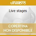 Live stages cd musicale di Guest Moses