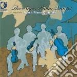 Suk Josef / Novak Vitezslav - The Ames Piano Quartet Performs Czech Piano Quartets /the Ames Piano Quartet cd musicale di Josef Suk