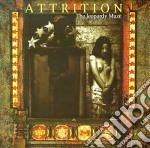 Attrition - The Jeopardy Maze cd musicale di Attrition
