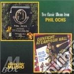 Rehearsals/gunfight at.. cd musicale di Phil Ochs