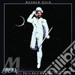 All this and heaven too cd musicale di Andrew gold + 5 b.t.