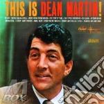 This is dean martin! cd musicale di Dean martin + 4 b.t.