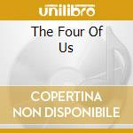THE FOUR OF US cd musicale di SEBASTIAN JOHN