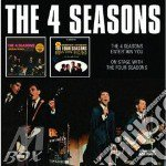 Entertain you/on stage cd musicale di The 4 seasons