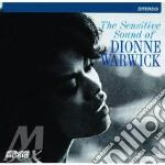 Dionne Warwick - The Sensitive Sound Of... cd musicale di DIONNE WARWICK