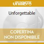 UNFORGETTABLE cd musicale di NAT KING COLE