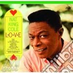 LOVE cd musicale di NAT KING COLE