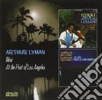 Arthur Lyman - Llikai / At The Port Of Los Angeles cd musicale di Arthur Lyman