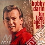Bobby Darin - For Teenagers Only cd musicale di Bobby darin + 4 b.t.