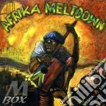 Afrika meltdown cd musicale di Artisti Vari