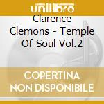 TEMPLE OF SOUL/LIVE ASBURY PARK CSL cd musicale di CLEMONS CLARENCE