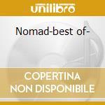 Nomad-best of- cd musicale di Amina