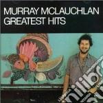 Murray Mclauchlan - Greatest Hits cd musicale di Mclauchlan Murray