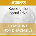 Keeping the legend+dvd cd musicale di Poco