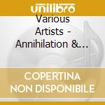 Annihilation and seduction cd musicale