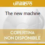 The new machine cd musicale di Tony Carey