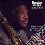 Houston Person - Person-ified cd musicale di Houston Person