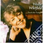 Wesla Whitfield - Teach Me Tonight cd musicale di Whitfield Weslia
