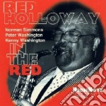 Red Holloway - In The Red cd musicale di Holloway Red