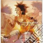 Cindy Blackman - Works On Canvas cd musicale di Blackman Cindy