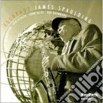 James Spaulding - Escapade cd musicale di Spaulding James