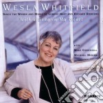 Wesla Whitfield - With A Song In My Heart cd musicale di Whitfield Wesla