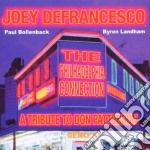 A tribute to don patterson cd musicale di Joey Defrancesco