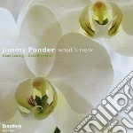 Jimmy Ponder - What's New cd musicale di Ponder Jimmy