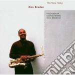 Don Braden - The New Hang cd musicale di Don Braden