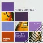Randy Johnston - Is It You? cd musicale di Johnston Randy
