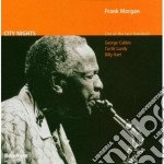 City nights-live at the jazz standard 1 cd musicale di Frank Morgan