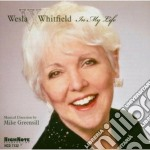 Wesla Whitfield - In My Life cd musicale di Whitfield Wesla