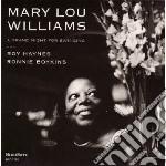 Mary Lou Williams - A Grand Night For Swingin cd musicale di Mary lou williams