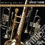Steve Turre - Woody's Delight cd musicale di Steve Turre