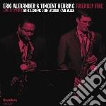 Eric Alexander & Vincent Herring - Friendly Fire-live@smoke cd musicale di Eric alexander & vin