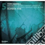 Tom Harrell - Number Five cd musicale di Tom Harrell