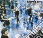 NO PUSSYFOOTING - REMASTERD + 3 BONUS TRACKS cd musicale di FRIPP & ENO