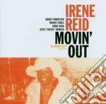 Irene Reid - Movin' Out cd musicale di Reid Irene