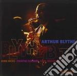 Arthur Blythe - Blythe Byte cd musicale di Arthur Blythe