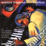 Norman Simmons Sextet - Synthesis cd musicale di Norman simmons sexte
