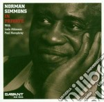 Norman Simmons - In Private cd musicale di Simmons Norman