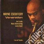 Wayne Escofferry - Veneration cd musicale di Escofferry Wayne