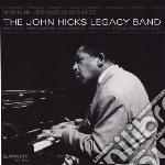 John Hicks Legacy Band - Mind Wine cd musicale di The john hicks legac